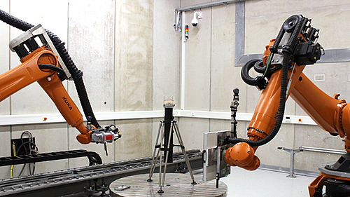 STREICHER carries out RoboCT