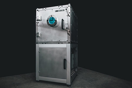 vacuum chamber system S-Cube