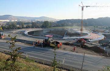 STREICHER Jena road construction and civil engineering